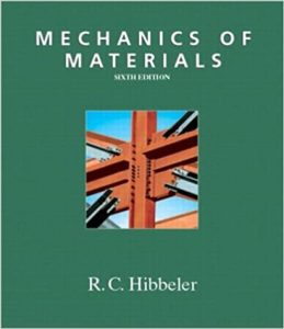 mechanics of materials hibbeler 6th edition