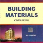 Building Materials Pdf By Duggal, S. K