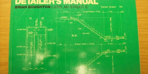 Reinforced Concrete Detailers Manual