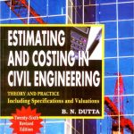 Estimating and Costing in Civil Engineering 24th Edition PDF Download
