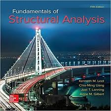 Fundamentals of Structural Analysis 5th Edition