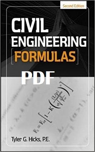 Civil Engineering Formulas Pdf Free Download