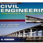 Civil Engineering Conventional and Objective Type PDF Free Download