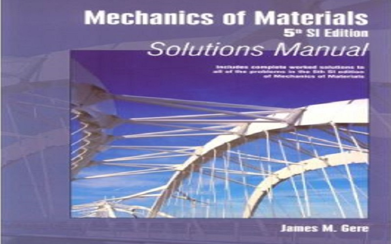 Mechanics of materials pdf