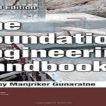 The Foundation Engineering Handbook Pdf Free Download