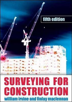Surveying for Construction Pdf Download By Walliam irvine