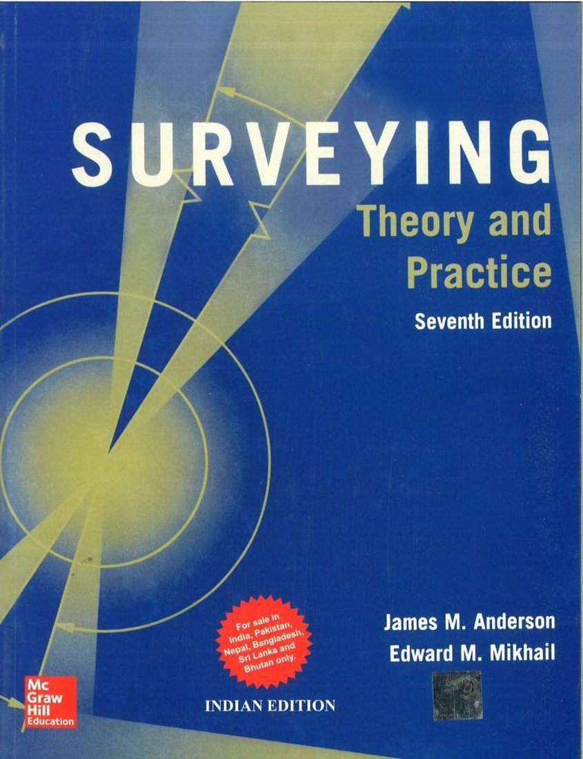 Surveying Theory and Practice McGraw Hill PDF