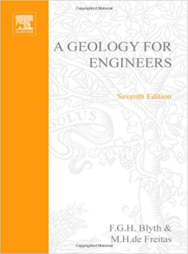 Geology for Engineers Pdf 7th Edition By Butterworth-Heinemann