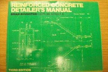 Reinforced Concrete Detailers Manual