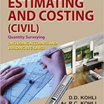 Estimation, Costing and Accounts 9th Edition PDF Download