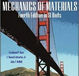 Mechanics of Materials 4th Edition PDF