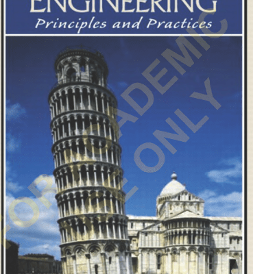 Geotechnical Engineering Principles and Practices Donald Coduto